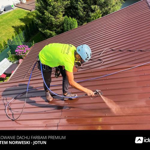Farba Okrętowa na dach 20 L – Jotun Pioner Topcoat