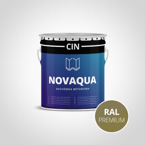 Farba do Dachówki 15 L – NOVAQUA HD – Ral Premium
